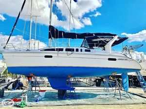 Used Hunter 340 Sloop Sailboat For Sale