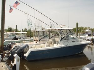 Used Sailfish 3006 Express Cruiser Boat For Sale
