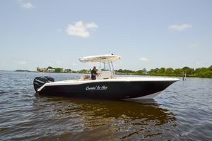 Used Triton 281 CC Center Console Fishing Boat For Sale