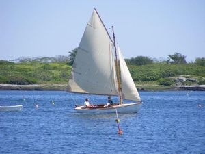 Used Alden Biddeford Pool One Design Daysailer Sailboat For Sale