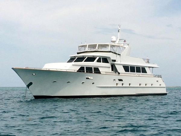 Used Broward Pilothouse Boat For Sale