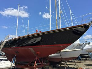 Used Hinckley Bermuda 40 Mkiii Yawl Antique and Classic Boat For Sale