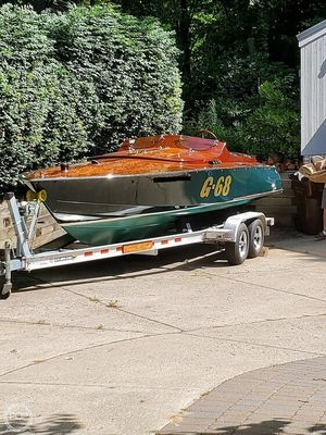 Used Adams Craft G68 Antique and Classic Boat For Sale
