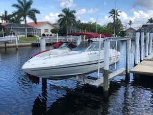Used Mariah 252 Shabah Cruiser Boat For Sale