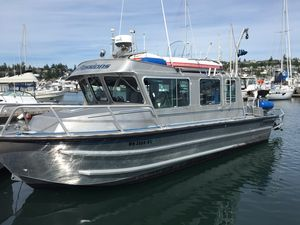 Used Armstrong Marine Saltwater Fishing Boat For Sale