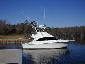 Used Ocean 38 Super Sport Sports Fishing Boat For Sale