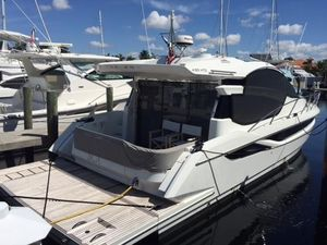 Used Galeon 430 HTS Sports Cruiser Boat For Sale