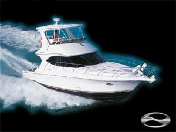 Used Silverton 38 Convertible Fishing Boat For Sale