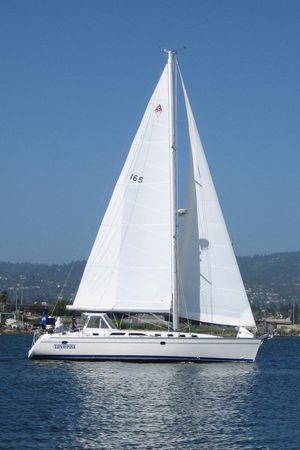 Used Catalina 470 Racer and Cruiser Sailboat For Sale
