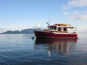 Used Ranger Tugs 29 Trawler Boat For Sale