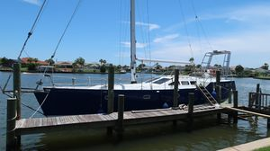 Used Bruce Roberts 495 Voyager Cutter Sailboat For Sale