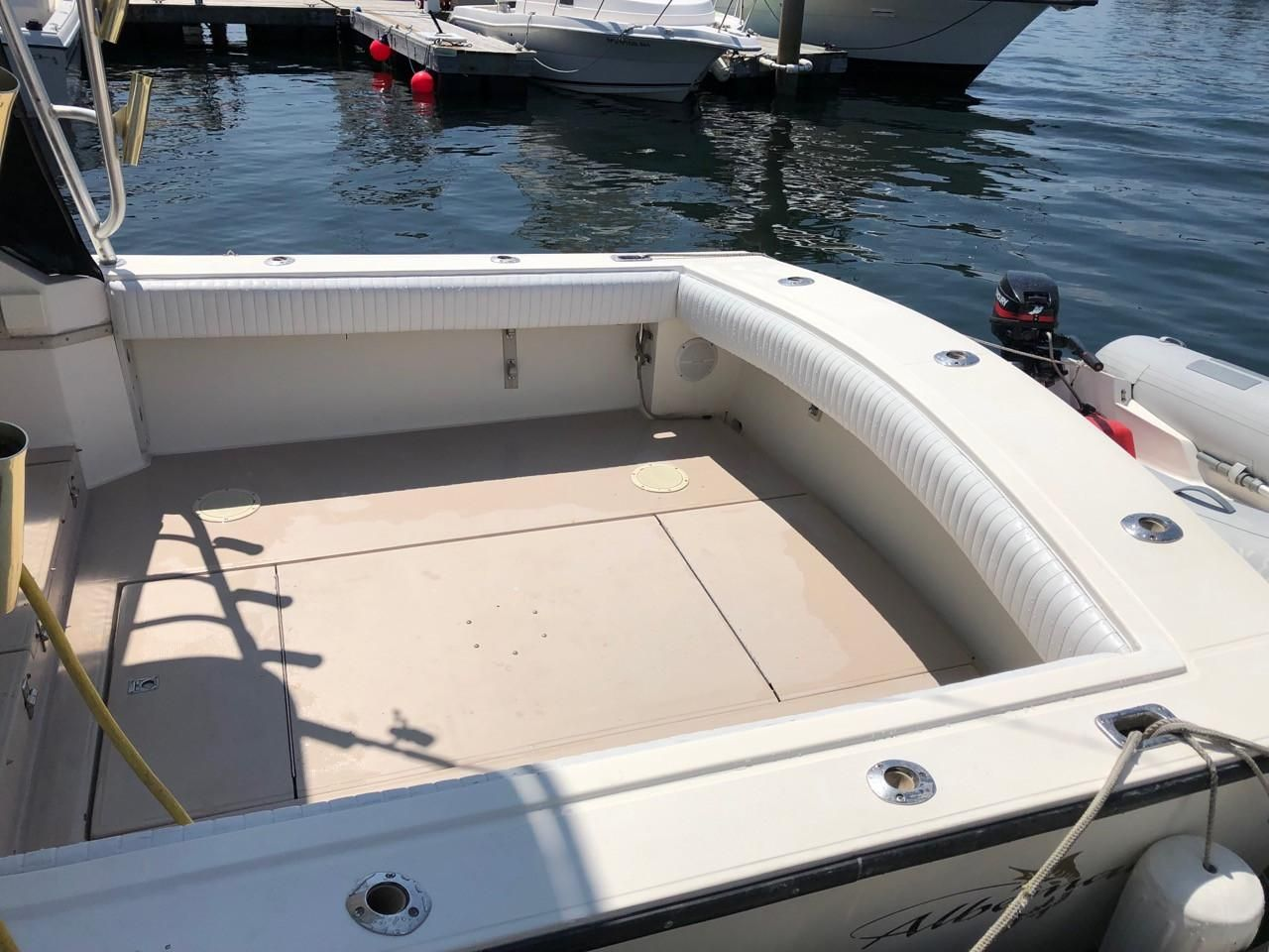 1991 Used Albemarle 27 Express Sports Fishing Boat For Sale