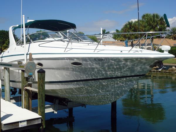 Used Chris Craft 320 Express Cruiser Boat For Sale