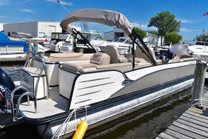 Used Avalon 2785 Catalina Pontoon Boat For Sale