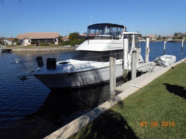 Used Carver 356 Aft Cabin Motor Yacht Aft Cabin Boat For Sale