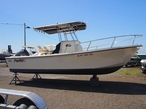 Used Parker Boats For Sale | Moreboats com