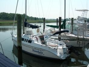 Used Hunter Water Ballast Daysailer Sailboat For Sale