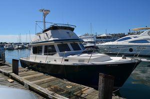 Used Sabreline 34 Flybridge Sedan (hull #1) Flybridge Boat For Sale