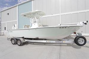 Used Sea Born Lx24-cc Center Console Fishing Boat For Sale