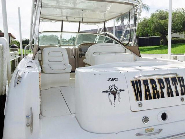 Used Sea Ray 290 Amberjack Express Cruiser Boat For Sale
