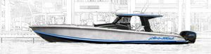 New Nor-Tech 450 Sport Center Console Fishing Boat For Sale