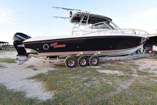 Used Fountain 38 Sportfish Cruiser OB Sports Fishing Boat For Sale