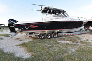 Used Fountain 38 Sportfish Cruiser OB Sports Fishing Boat For Sale
