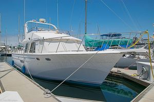 Used Defever 40 Offshore Cruiser Aft Cabin Boat For Sale