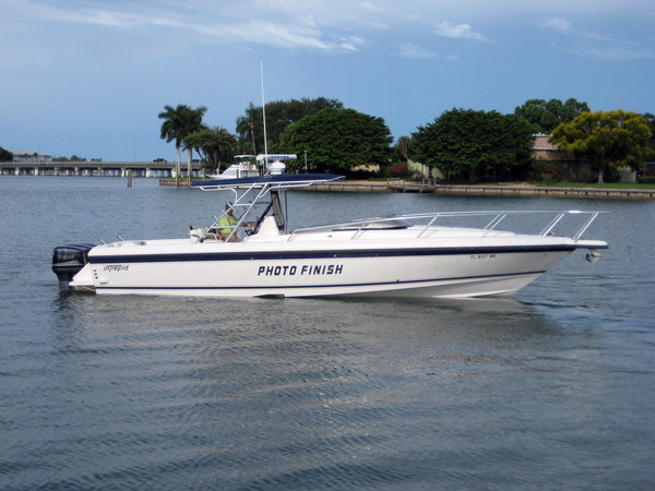 Used Intrepid 366 Sports Fishing Boat For Sale