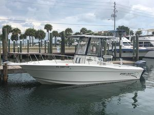 Used Sportcraft 240cc Center Console Fishing Boat For Sale