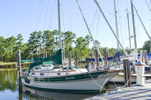 Used Gozzard Cruiser Sailboat For Sale