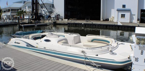 Used Hurricane FunDeck GS232 Deck Boat For Sale