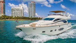 Used Joyce 78 Motor Yacht For Sale