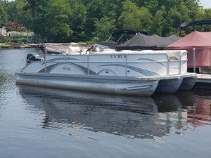 Used Playcraft 2485 Pontoon Boat For Sale