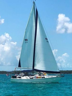 Used Catalina Morgan 44 Cruiser Sailboat For Sale