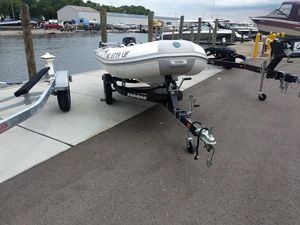 Used Rigid Boats Max 330 Rigid Sports Inflatable Boat For Sale