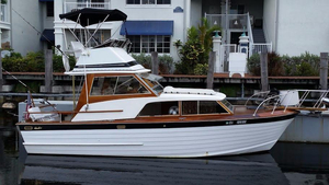 Used Owens Sea Skiff Cruiser Boat For Sale