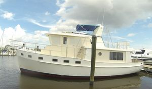 Used Krogen North Sea Pilothouse Boat For Sale