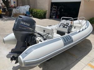 Used Novurania 430 DL Tender Boat For Sale