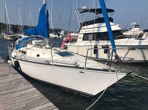 Used C&c 40 Racer and Cruiser Sailboat For Sale