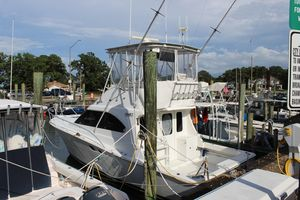 Used Luhrs Tournament 350 Convertible Fishing Boat For Sale