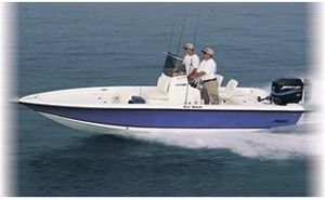 Used Mako 2100 Bayshark Center Console Fishing Boat For Sale