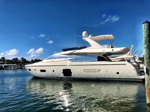 Used Ferretti Yachts 720 Motor Yacht For Sale