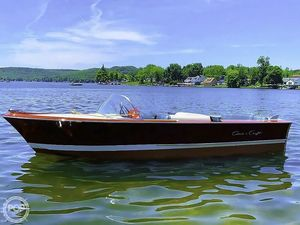 Used Chris-Craft 17 Ski Boat Antique and Classic Boat For Sale