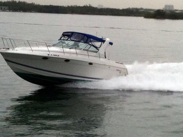 Used Formula 34 Express Cruiser Cuddy Cabin Boat For Sale