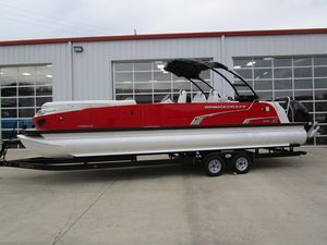 Used Princecraft Vogue 29 XT Pontoon Boat For Sale