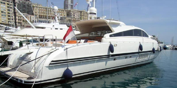 Used Leopard 27 Motor Yacht For Sale