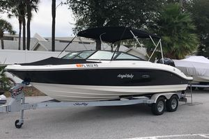 Used Sea Ray SPX 210 OB Bowrider Boat For Sale