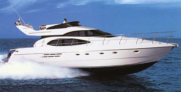 Used Azimut 52 Motor Yacht For Sale