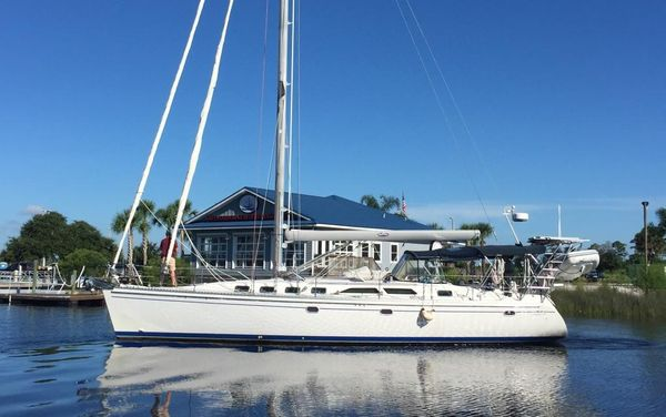 Used Catalina 470 Cruiser Sailboat For Sale